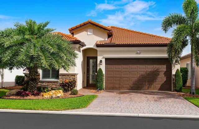 14902 Rapolla Drive, Delray Beach, FL 33446 (MLS #RX-10601047) :: The Paiz Group