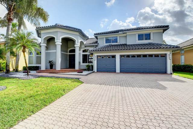 10886 Bal Harbor Drive, Boca Raton, FL 33498 (#RX-10601052) :: Ryan Jennings Group