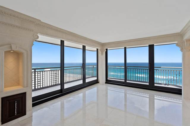 3400 N Ocean Tree Drive Ph1, Singer Island, FL 33404 (MLS #RX-10601058) :: Castelli Real Estate Services