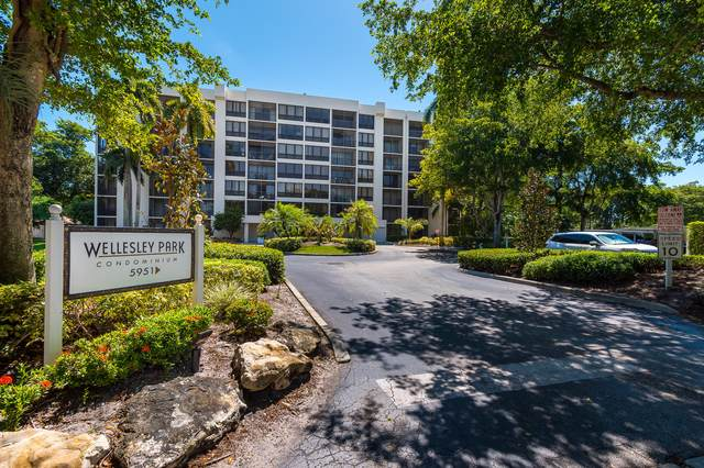 5951 Wellesley Park #205 Drive, Boca Raton, FL 33433 (#RX-10601076) :: Ryan Jennings Group