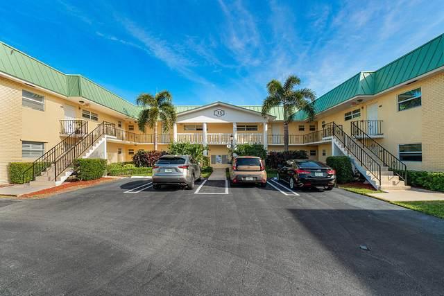33 Colonial Club Drive #204, Boynton Beach, FL 33435 (#RX-10601080) :: Ryan Jennings Group