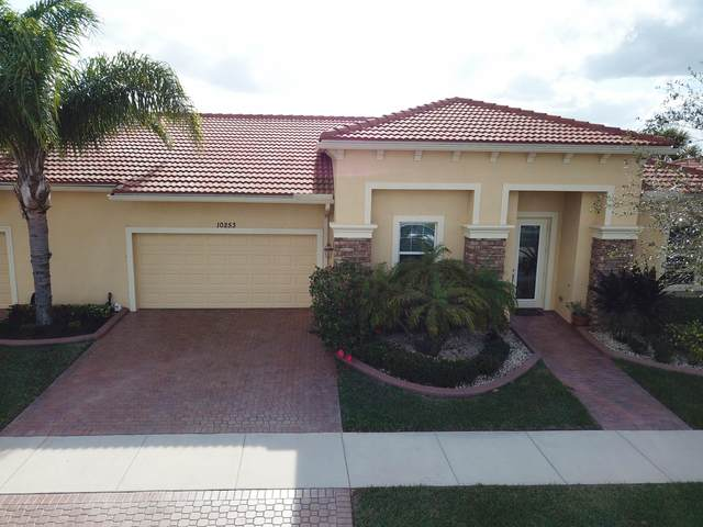 10253 SW Ambrose Way, Port Saint Lucie, FL 34986 (#RX-10601082) :: Ryan Jennings Group