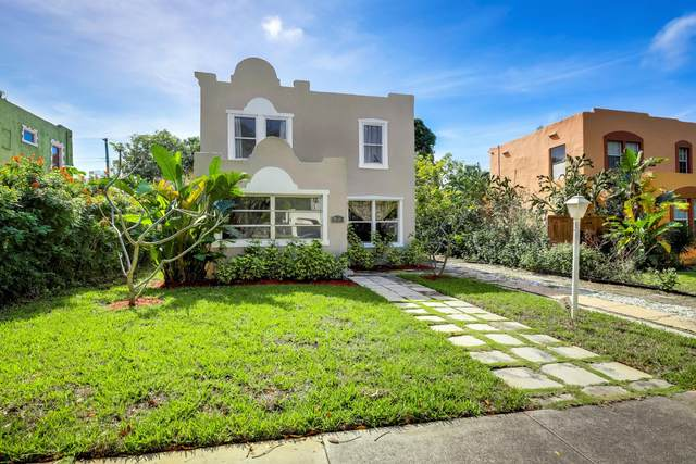 960 39th Court, West Palm Beach, FL 33407 (MLS #RX-10601094) :: Berkshire Hathaway HomeServices EWM Realty