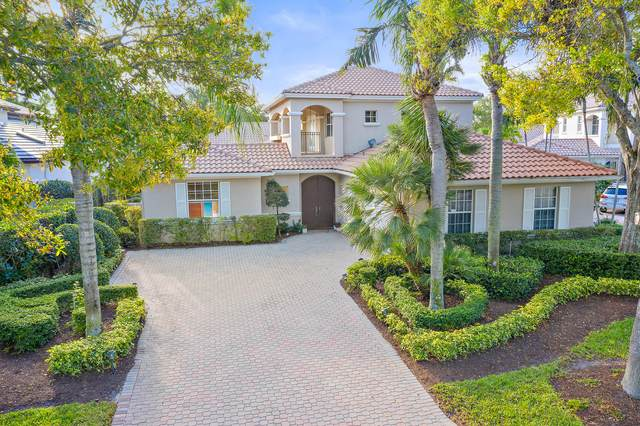 132 W Village Way, Jupiter, FL 33458 (#RX-10601102) :: The Reynolds Team/ONE Sotheby's International Realty