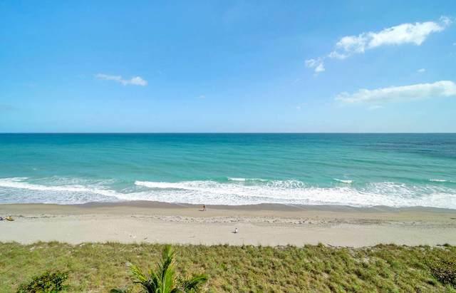 9490 S Ocean Drive #715, Jensen Beach, FL 34957 (#RX-10601107) :: Ryan Jennings Group