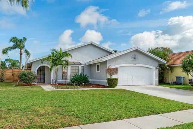 5305 Helene Circle, Boynton Beach, FL 33472 (#RX-10601127) :: Ryan Jennings Group