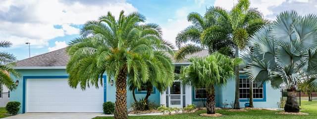 5781 NW Eskimo Circle, Port Saint Lucie, FL 34986 (MLS #RX-10601136) :: Berkshire Hathaway HomeServices EWM Realty