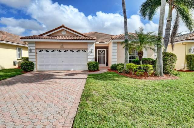 9528 Honeybell Circle, Boynton Beach, FL 33437 (#RX-10601144) :: Ryan Jennings Group