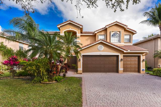 9584 Barletta Winds Point, Delray Beach, FL 33446 (MLS #RX-10601159) :: Berkshire Hathaway HomeServices EWM Realty