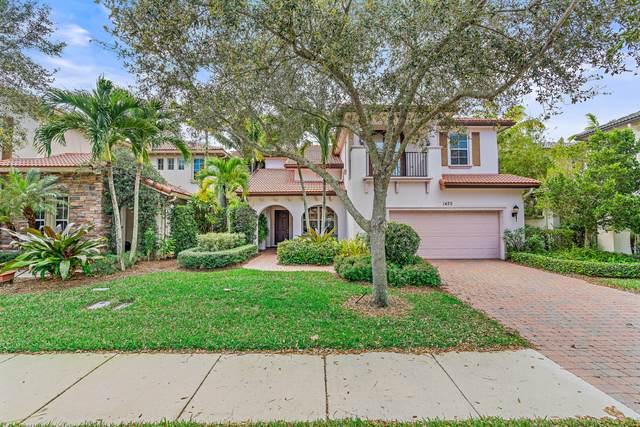 1425 Barlow Court, Palm Beach Gardens, FL 33410 (MLS #RX-10601185) :: RE/MAX