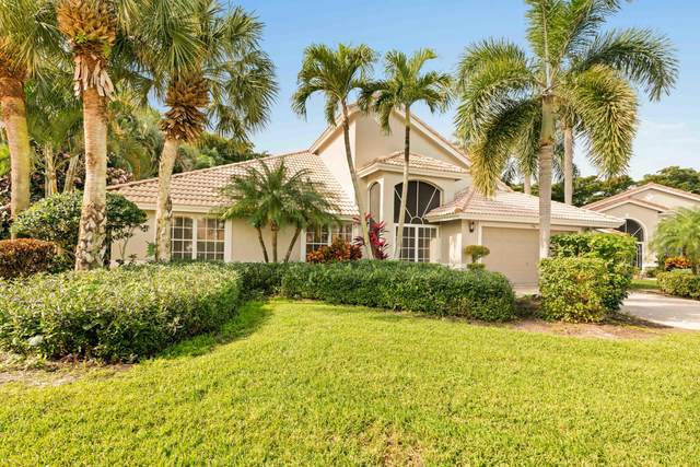 7386 Falls Road W, Boynton Beach, FL 33437 (#RX-10601214) :: Ryan Jennings Group