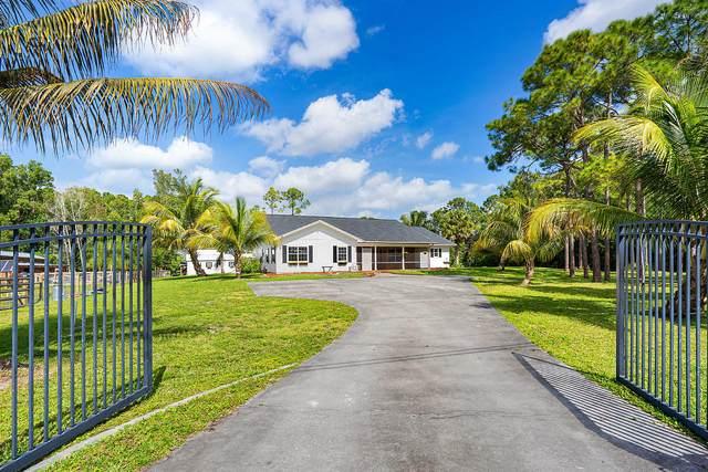 18837 N 93rd Road N, Loxahatchee, FL 33470 (MLS #RX-10601258) :: Berkshire Hathaway HomeServices EWM Realty