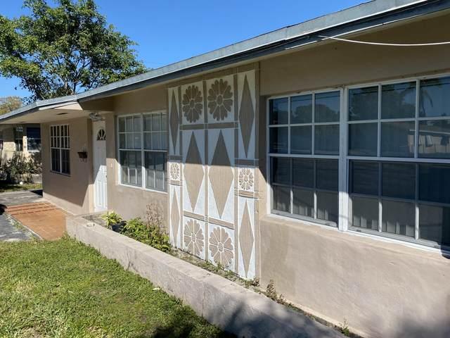 450 SW 31st Avenue, Fort Lauderdale, FL 33312 (MLS #RX-10601262) :: Berkshire Hathaway HomeServices EWM Realty