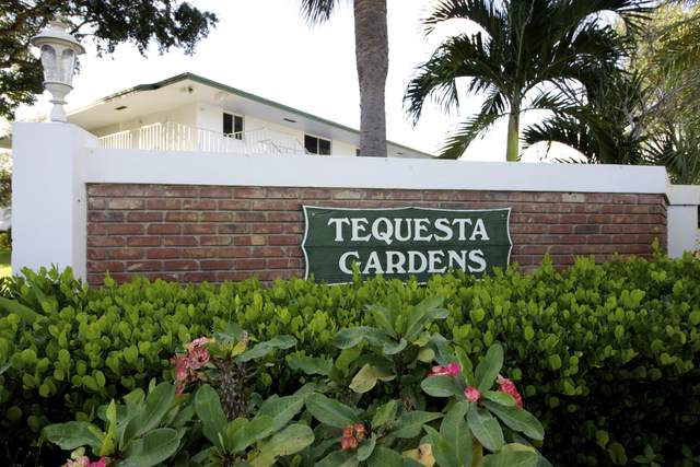 8 Garden Street Street #208, Tequesta, FL 33469 (#RX-10601268) :: Ryan Jennings Group