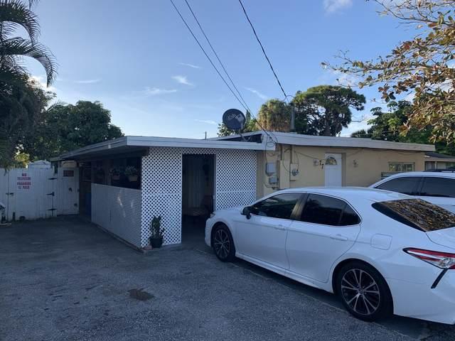 77 Caroline Drive, West Palm Beach, FL 33413 (MLS #RX-10601296) :: Berkshire Hathaway HomeServices EWM Realty
