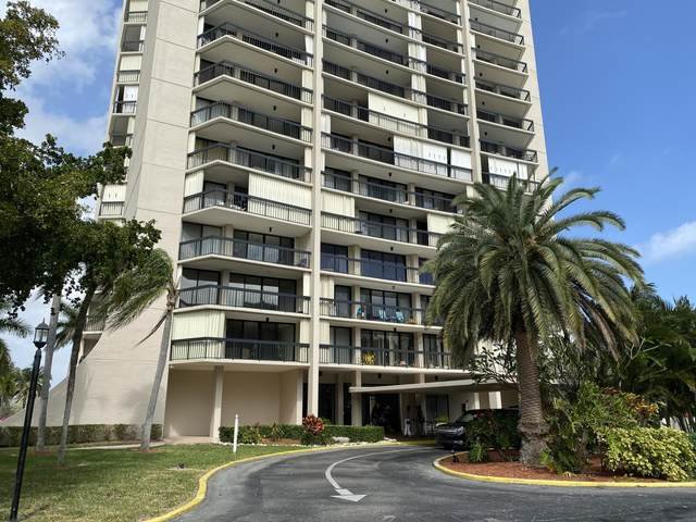 2425 Presidential Way #1706, West Palm Beach, FL 33401 (#RX-10601354) :: Ryan Jennings Group