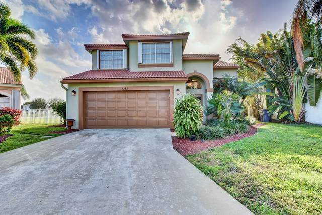 7282 Michigan Isle Road, Lake Worth, FL 33467 (#RX-10601361) :: Ryan Jennings Group