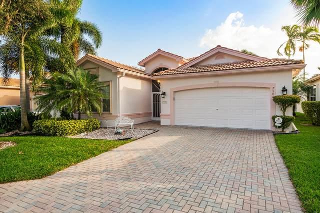 7390 Kahana Drive, Boynton Beach, FL 33437 (#RX-10601368) :: Ryan Jennings Group