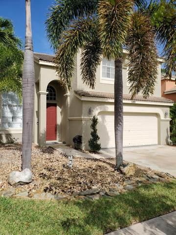 1188 Oakwater Drive, Royal Palm Beach, FL 33411 (#RX-10601373) :: Ryan Jennings Group