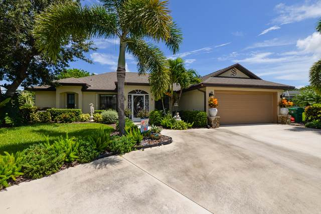 321 SW Panther Trace, Port Saint Lucie, FL 34953 (#RX-10601383) :: Ryan Jennings Group