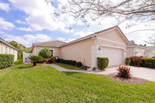 221 SW Manatee Springs Way, Port Saint Lucie, FL 34986 (#RX-10601385) :: Ryan Jennings Group