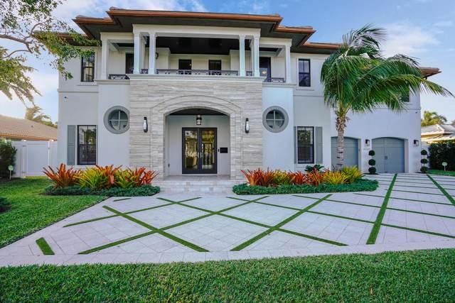 4001 NE 24th Avenue, Lighthouse Point, FL 33064 (#RX-10601389) :: Ryan Jennings Group