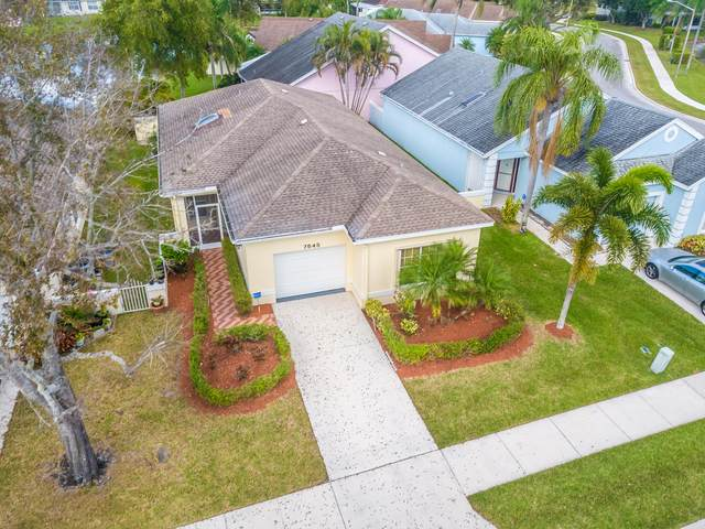 7645 Mansfield Hollow Road, Delray Beach, FL 33446 (#RX-10601396) :: Ryan Jennings Group