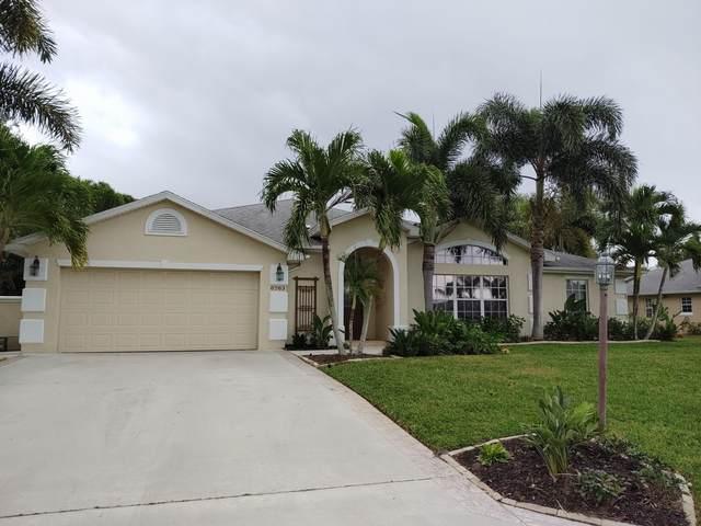 6763 Dickinson Terrace, Port Saint Lucie, FL 34952 (#RX-10601420) :: Ryan Jennings Group