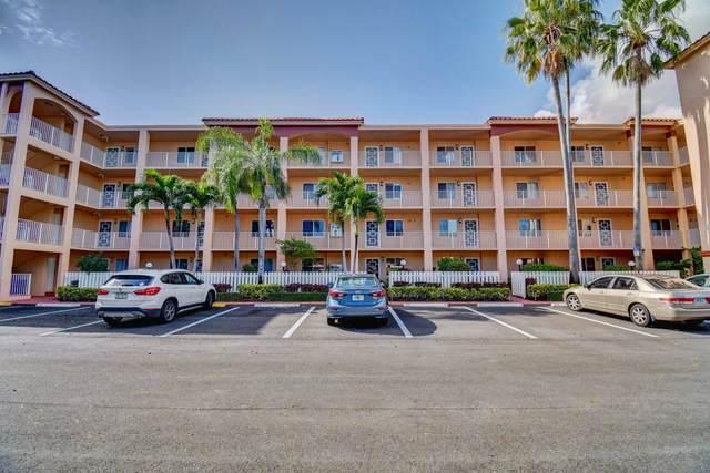 14111 Royal Vista Drive #201, Delray Beach, FL 33484 (#RX-10601421) :: Ryan Jennings Group