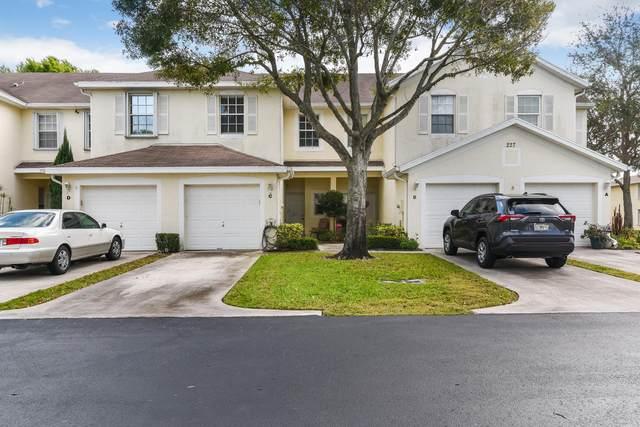 227 Foxtail Drive C, Greenacres, FL 33415 (#RX-10601434) :: Ryan Jennings Group