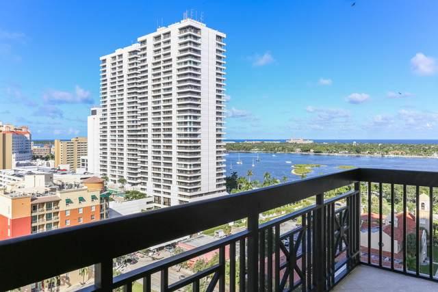 701 S Olive Avenue #623, West Palm Beach, FL 33401 (#RX-10601447) :: Ryan Jennings Group