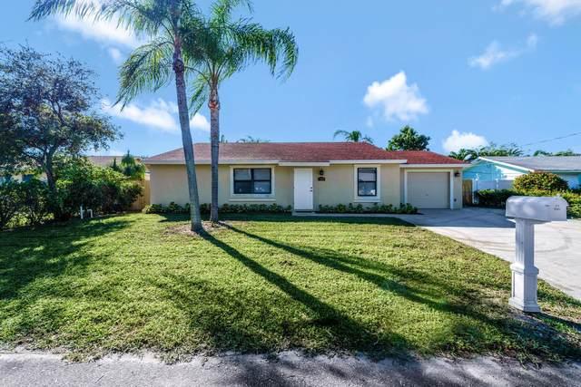 1918 Wheeler Road, Palm Beach Gardens, FL 33408 (MLS #RX-10601457) :: Castelli Real Estate Services