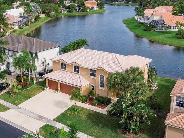 10920 Haydn Drive, Boca Raton, FL 33498 (#RX-10601463) :: Ryan Jennings Group