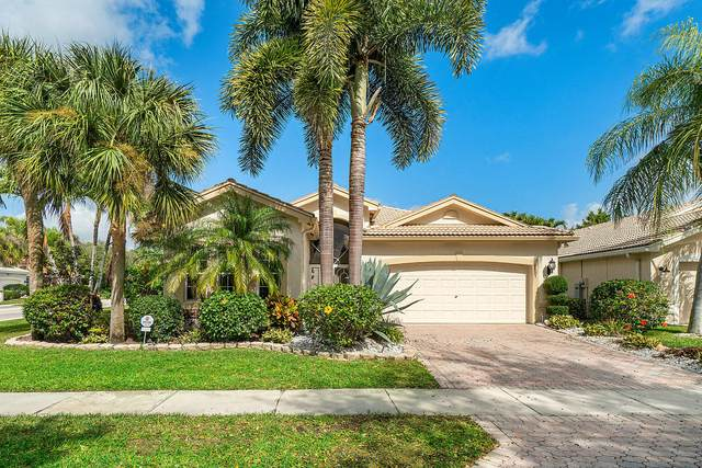 6657 Hawaiian Avenue, Boynton Beach, FL 33437 (#RX-10601499) :: Ryan Jennings Group