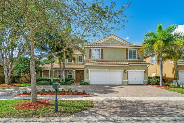 9868 Salt Water Creek Court, Lake Worth, FL 33467 (#RX-10601500) :: Ryan Jennings Group