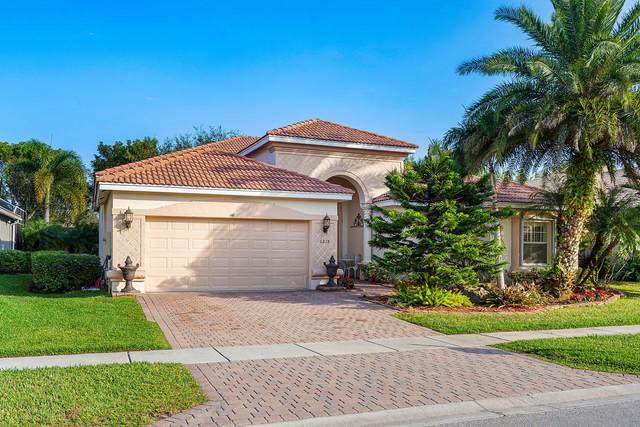 6818 Milani Street, Lake Worth, FL 33467 (#RX-10601516) :: Ryan Jennings Group