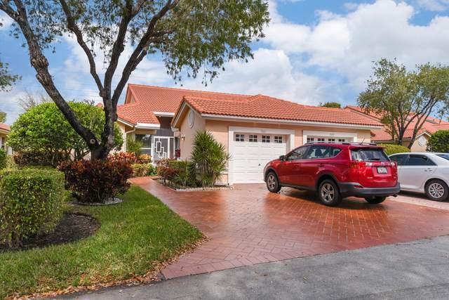 7601 Island Breeze Terrace, Boynton Beach, FL 33437 (MLS #RX-10601522) :: The Paiz Group
