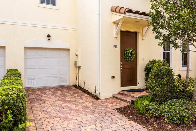 468 Francesca Ridge Road, Boynton Beach, FL 33435 (MLS #RX-10601529) :: The Paiz Group