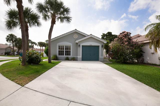 8344 Bermuda Sound Way, Boynton Beach, FL 33436 (MLS #RX-10601533) :: The Paiz Group