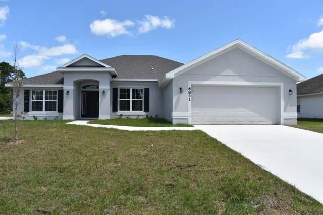 1207 SW Byron Street, Port Saint Lucie, FL 34983 (MLS #RX-10601537) :: Berkshire Hathaway HomeServices EWM Realty