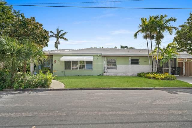 929 N Lakeside Drive, Lake Worth Beach, FL 33460 (MLS #RX-10601564) :: Castelli Real Estate Services