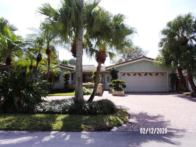 2200 NE 35 Street, Lighthouse Point, FL 33064 (MLS #RX-10601573) :: The Paiz Group