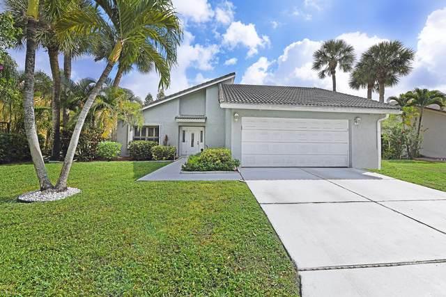 7245 Carmel Court, Boca Raton, FL 33433 (MLS #RX-10601575) :: Castelli Real Estate Services