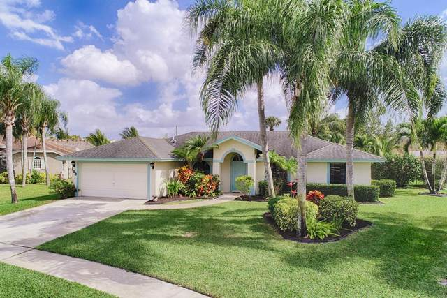 123 Meadow Woode Drive, Royal Palm Beach, FL 33411 (MLS #RX-10601601) :: The Jack Coden Group