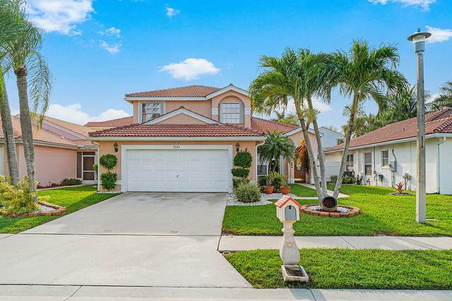 7181 Catalina Way, Lake Worth, FL 33467 (#RX-10601612) :: Ryan Jennings Group