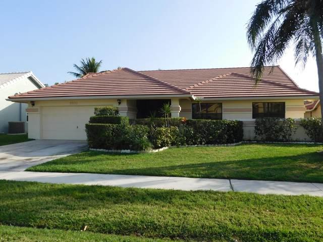 9532 Majestic Way, Boynton Beach, FL 33437 (MLS #RX-10601630) :: The Paiz Group