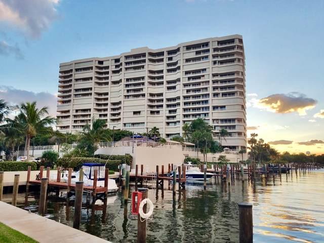 4101 N Ocean Boulevard D-1008, Boca Raton, FL 33431 (MLS #RX-10601641) :: Berkshire Hathaway HomeServices EWM Realty