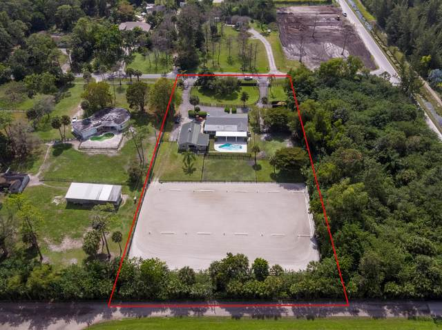 13433 Marcella Boulevard, Loxahatchee Groves, FL 33470 (MLS #RX-10601643) :: Berkshire Hathaway HomeServices EWM Realty