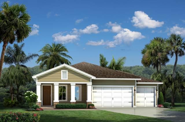 635 SW Pennfield Terrace, Stuart, FL 34997 (#RX-10601651) :: Ryan Jennings Group