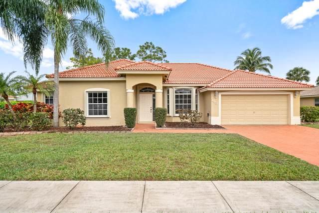 193 Saratoga Boulevard W, Royal Palm Beach, FL 33411 (MLS #RX-10601674) :: The Jack Coden Group